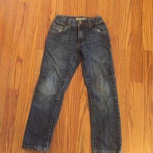 Boys Gymboree size 6 jeans